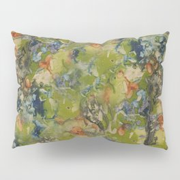 Tea Print #3 Pillow Sham