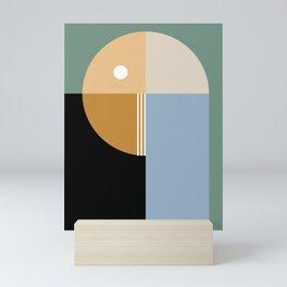 Contemporary 44 Mini Art Print