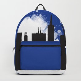San Francisco skyline silhouette Backpack