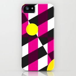 Material Pattern 101 iPhone Case