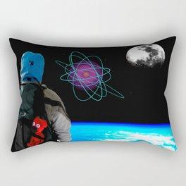 Space Bär.. Rectangular Pillow