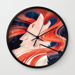 Dire Wolf Wall Clock