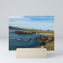 Dingle Peninsula, County Kerry, Ireland Mini Art Print