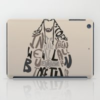 thorin iPad Cases featuring Thorin by pokegirl93