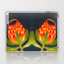 Floral symmetry 1. Laptop & iPad Skin