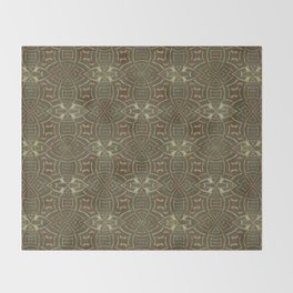 Primitive Sound (1) Throw Blanket