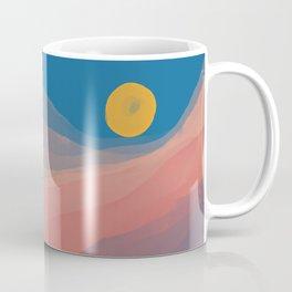 Somewhere Between Dusk And Dawn Coffee Mug