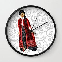 Janelle Monae Wall Clock