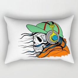 Skull 5 Rectangular Pillow