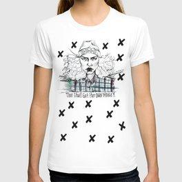 #STUKGIRL H.B.I.C T-shirt