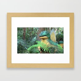 land of the lost 003 Framed Art Print