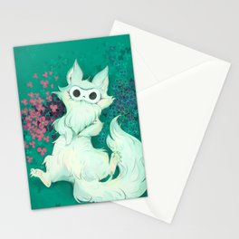 Lio The Fluffy Thing Stationery Cards