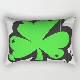 Feeling Lucky Rectangular Pillow
