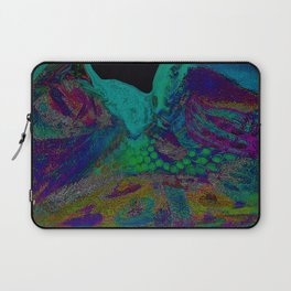 peace' garden Laptop Sleeve
