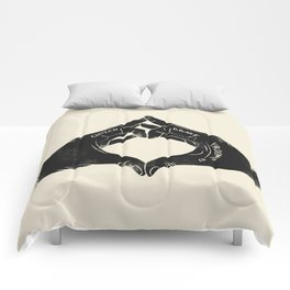 Clutch Brake Vrooom light Comforters