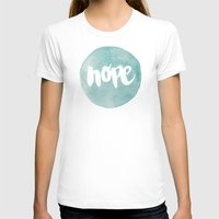 scripture T-shirts featuring HOPE by Pocket Fuel