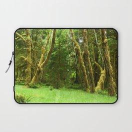Lush Rain Forest Laptop Sleeve