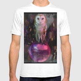 Labyrinth Owl T-shirt