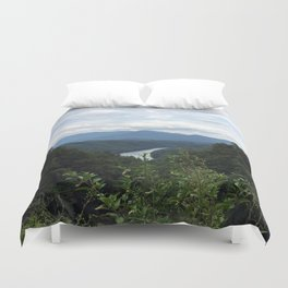 Great Smokey Mountains National Park Duvet Cover
