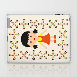 Children pattern #2 Laptop & iPad Skin