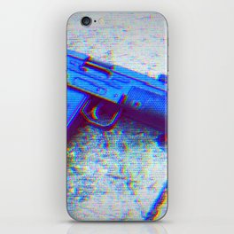 Uzi iPhone Skin