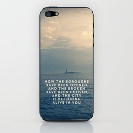 Only You iPhone Skin