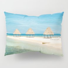 Waves and Clouds Pillow Sham