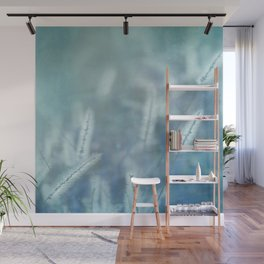Morning Glory Wall Mural
