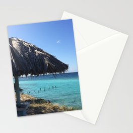 Aruba Palapa Stationery Cards