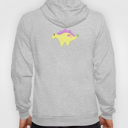 Spring Stegosaurus Hoody
