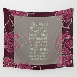 Sinners & Saints Wall Tapestry