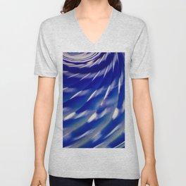Spiraled Sea Urchin Unisex V-Neck