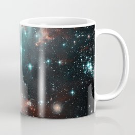 Nebula and stars Coffee Mug