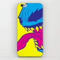 venom iPhone & iPod Skins featuring Venom. by Hussein Ibrahim