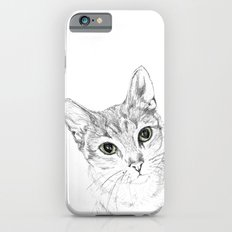 A Sketch :: Cat Eyes Slim Case iPhone 6s