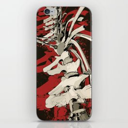 OSSO ROSSO iPhone Skin