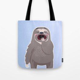 Lazy Sloth Tote Bag