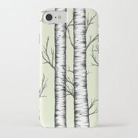 wonderland iPhone & iPod Cases featuring Wonderland by Barlena