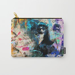 Artistic OI  - Albert Einstein II Carry-All Pouch