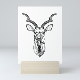 Kudu Mini Art Print