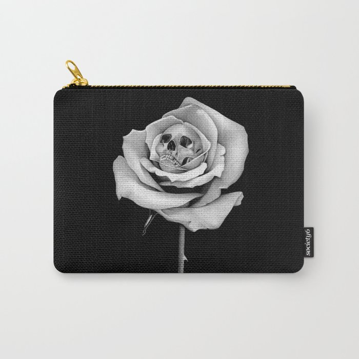 Beauty & Death Carry-All Pouch