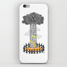 Tree Friends, pt.1 iPhone Skin