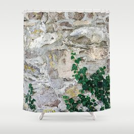 Follow Your Intuition Photography Shower Curtain