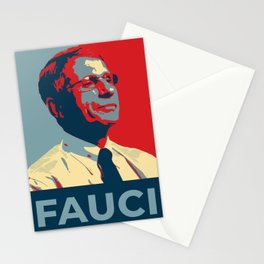 Dr. Fauci Hope Stationery Cards