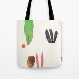 bottom of the jungle Tote Bag