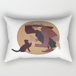 cole cat Rectangular Pillow