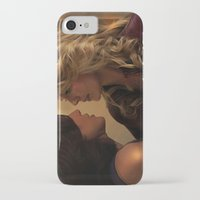 swan queen iPhone & iPod Cases featuring Swan Queen in the kitchen by Two Swen Idiots