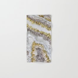 Geode Art Hand & Bath Towel