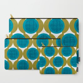 Rosenthal Green Carry-All Pouch