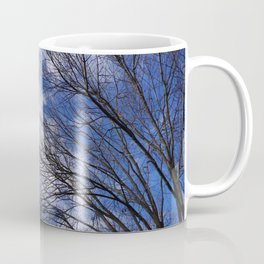 Reaching for the clouds Coffee Mug